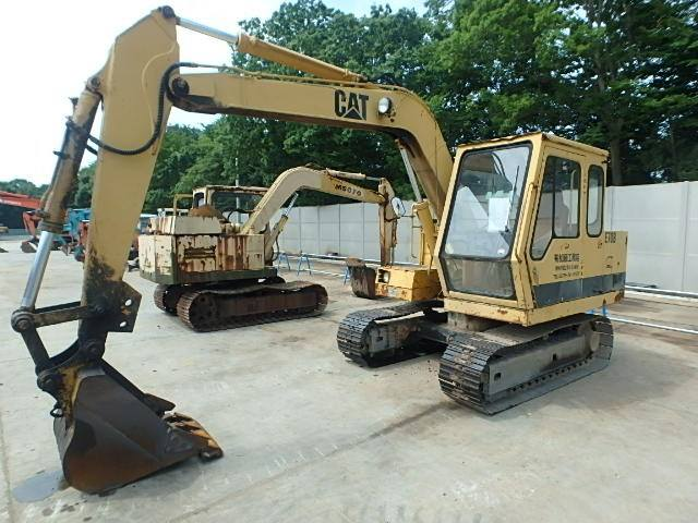 Picture of MITSUBISHI EXCAVATOR
