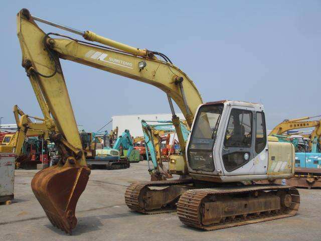 Picture of SUMITOMO EXCAVATOR  S60